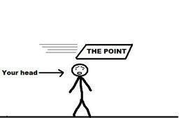 http://www.threadbombing.com/data/media/30/Point_over_your_head.jpg