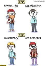 http://starecat.com/content/wp-content/uploads/lumberjack-vs-web-developer-comparison-1996-vs-2016.jpg